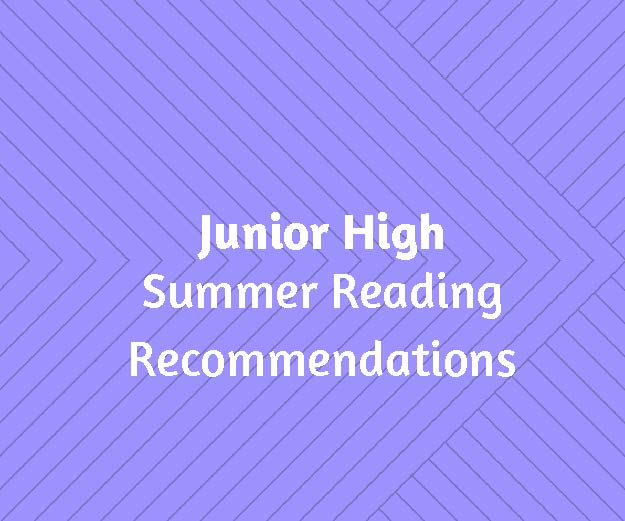 JH Summer Reading Recommendations